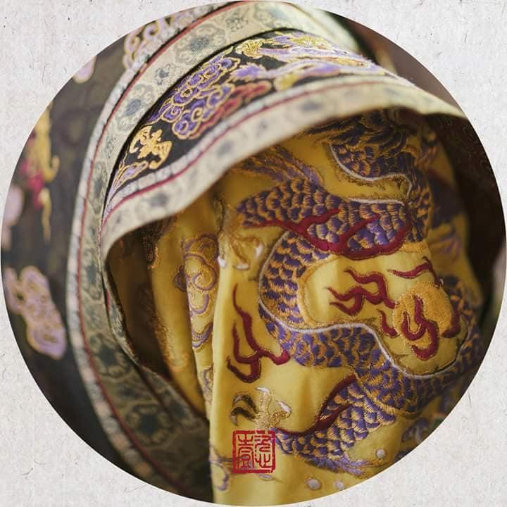 Nhìn phục trang cầu kỳ đến từng chi tiết của Châu Tấn trong đại lễ sắc phong mà thương cả hậu cung Diên Hi Công Lược-14