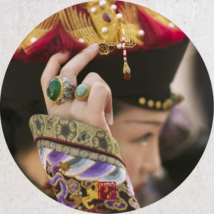 Nhìn phục trang cầu kỳ đến từng chi tiết của Châu Tấn trong đại lễ sắc phong mà thương cả hậu cung Diên Hi Công Lược-15