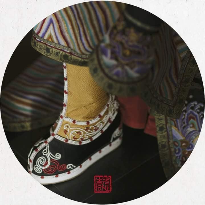 Nhìn phục trang cầu kỳ đến từng chi tiết của Châu Tấn trong đại lễ sắc phong mà thương cả hậu cung Diên Hi Công Lược-18