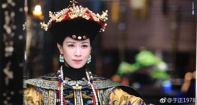 Nhìn phục trang cầu kỳ đến từng chi tiết của Châu Tấn trong đại lễ sắc phong mà thương cả hậu cung Diên Hi Công Lược-23
