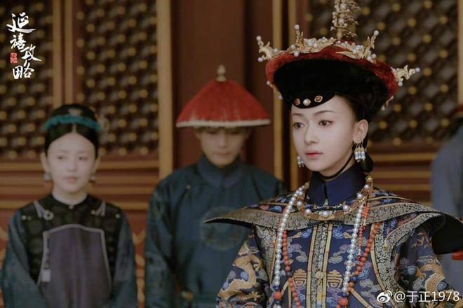 Nhìn phục trang cầu kỳ đến từng chi tiết của Châu Tấn trong đại lễ sắc phong mà thương cả hậu cung Diên Hi Công Lược-20