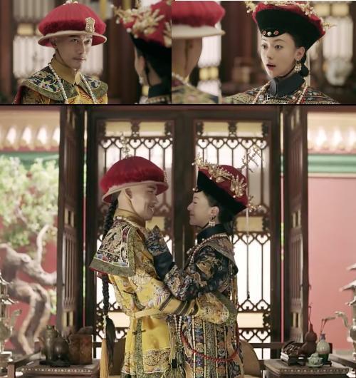Nhìn phục trang cầu kỳ đến từng chi tiết của Châu Tấn trong đại lễ sắc phong mà thương cả hậu cung Diên Hi Công Lược-21