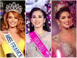 4 người đẹp đăng quang Hoa hậu Việt Nam ở tuổi 18-12