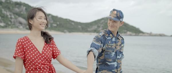 Khả Ngân và Song Luân lấy nước mắt khán giả với MV nhạc phim Hậu duệ mặt trời-5