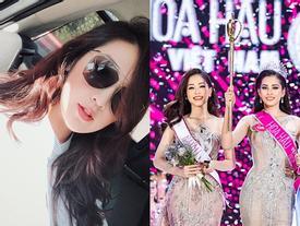 Tú Anh khen TOP 3 Hoa hậu Việt Nam 2018 Bùi Phương Nga 'xinh quá'