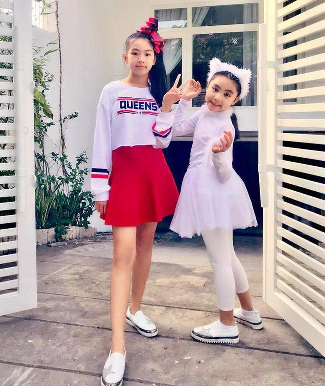 Con gái MC Quyền Linh khiến dân mạng phát sốt vì vừa xinh lại sở hữu cặp chân dài miên man như người mẫu-4