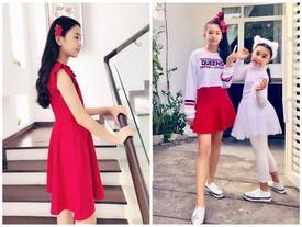 Con gái MC Quyền Linh khiến dân mạng phát sốt vì vừa xinh lại sở hữu cặp chân dài miên man như người mẫu