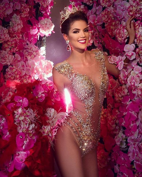 Ngắm trước dàn đối thủ mà Trần Tiểu Vy phải đối đầu khi tranh vương miện Hoa hậu Thế giới 2018-4