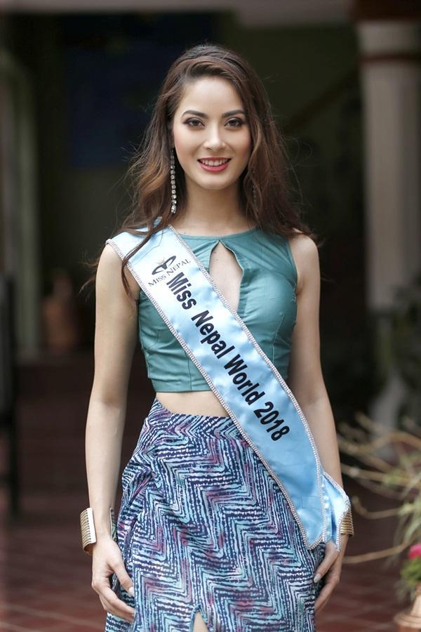 Ngắm trước dàn đối thủ mà Trần Tiểu Vy phải đối đầu khi tranh vương miện Hoa hậu Thế giới 2018-25