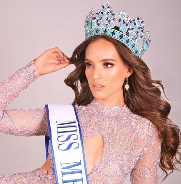 Ngắm trước dàn đối thủ mà Trần Tiểu Vy phải đối đầu khi tranh vương miện Hoa hậu Thế giới 2018-23