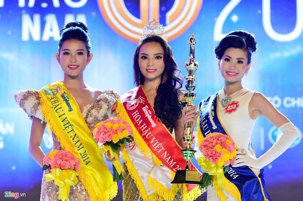 4 người đẹp đăng quang Hoa hậu Việt Nam ở tuổi 18-4