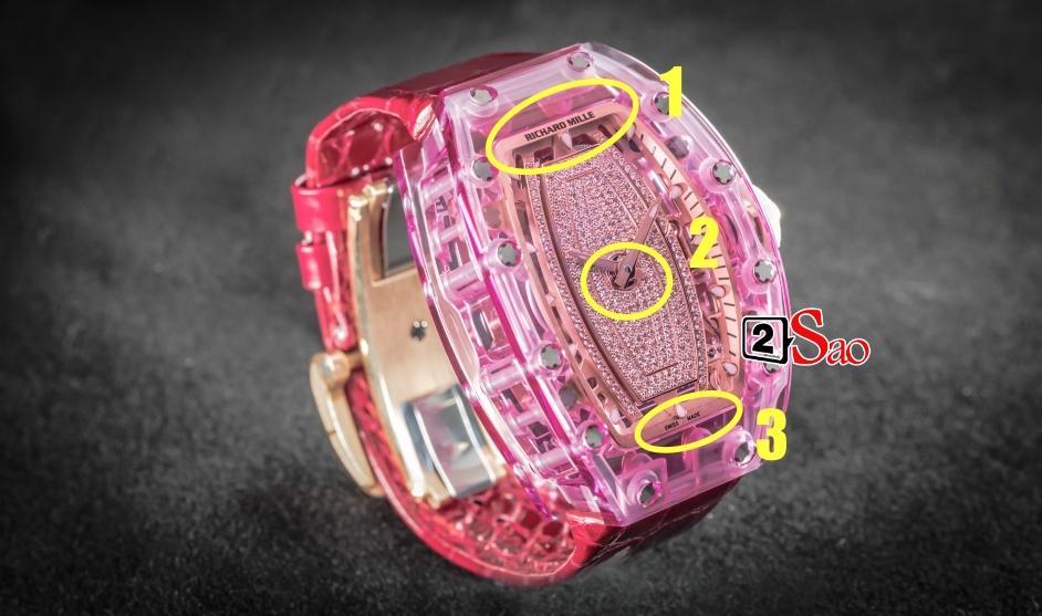 Sau phốt dùng Hermes fake, Lý Nhã Kỳ lại bị nghi mua đồng hồ nhái Richard Mille giá 100 tỷ-2