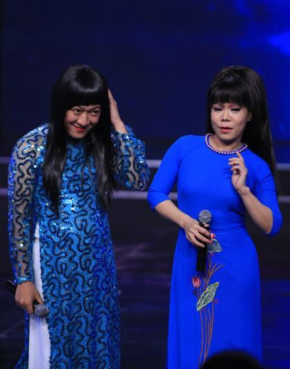 Sao nam Việt mặc áo dài: BB Trần khiến phái đẹp chào thua, nhìn sang Trấn Thành chị em lại khóc thét-12