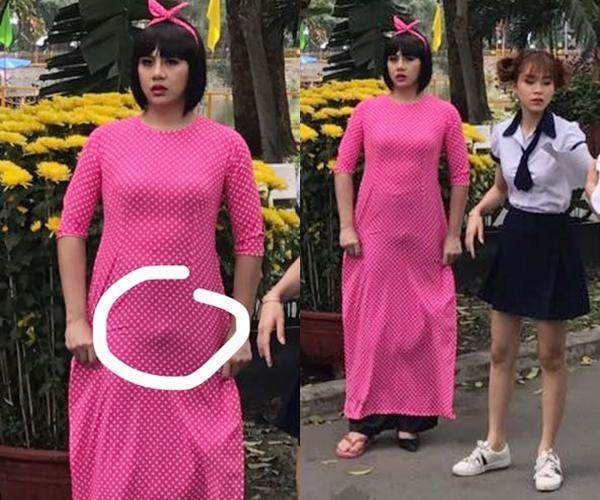 Sao nam Việt mặc áo dài: BB Trần khiến phái đẹp chào thua, nhìn sang Trấn Thành chị em lại khóc thét-13