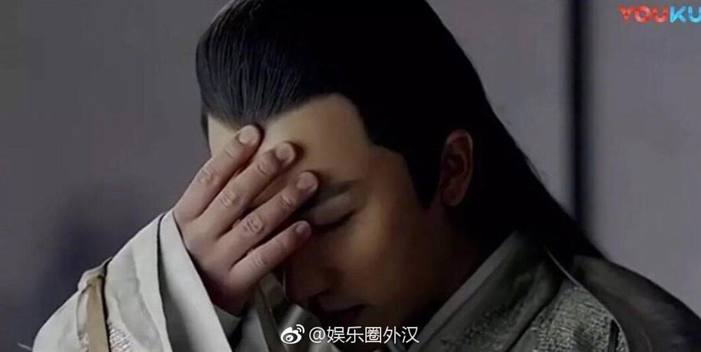 NGHỊCH LÝ NHAN SẮC: Nam thần - mỹ nhân Hoa ngữ gây shock khi lộ mặt tựa thiên thần, tay như chuối mắn-8