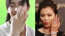 NGHỊCH LÝ NHAN SẮC: Nam thần - mỹ nhân Hoa ngữ gây shock khi lộ 'mặt tựa thiên thần, tay như chuối mắn'