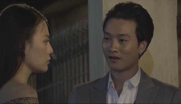 Quỳnh Búp Bê van xin Cảnh đưa hai mẹ con trốn khỏi động quỷ-2