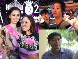 Tân Hoa hậu Việt Nam 2018 qua lời người thân: 'Trần Tiểu Vy học trung bình nhưng ngoan, lễ phép dù nhút nhát hay khóc'
