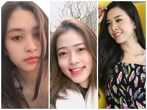 Thỏa lòng vì nhan sắc đời thường mộc mạc của top 3 Hoa hậu Việt Nam 2018