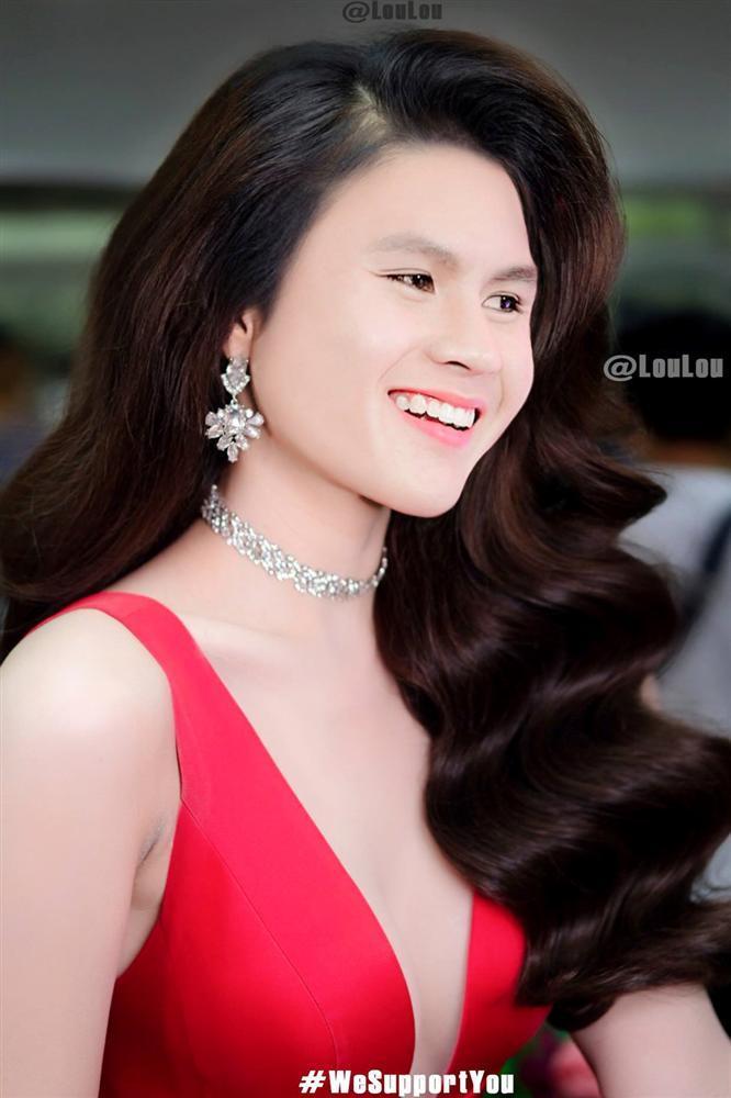 Loạt ảnh chế U23 Việt Nam - ai sẽ đăng quang nếu thi hoa hậu?-2