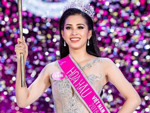 Lộ bảng điểm tốt nghiệp môn nào cũng dưới 5, Hoa hậu Trần Tiểu Vy: 'Học không phải con đường duy nhất'