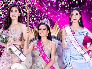 Top 3 Hoa hậu trổ tài tiếng Anh: Chỉ một người nói lưu loát, 2 người còn lại bị chê phát âm như tiếng Lào