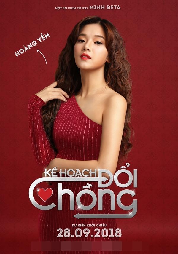 Hoàng Yến Chibi táo bạo lột quần áo Quang Đăng  Hoàng Yến Chibi táo bạo lột quần áo Quang Đăng
