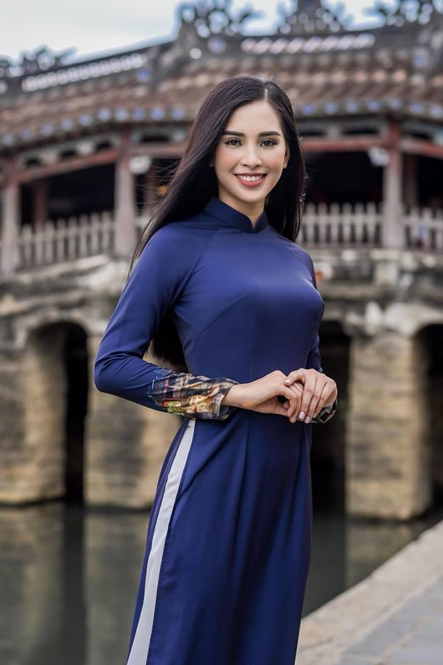 Thì ra Trần Tiểu Vy từng là hướng dẫn viên du lịch cho Hoa hậu Ngọc Hân-3