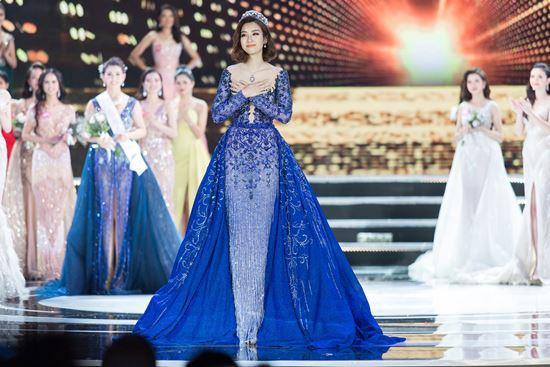 Màn diễn của hoa hậu Mỹ Linh đêm chung kết bị cắt sóng vì phục trang quá ngắn?-3