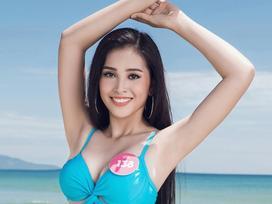 Sau phát ngôn học tập, hoa hậu Trần Tiểu Vy gây chú ý khi tuyên bố: 'Đẹp nhân tạo còn hơn xấu tự nhiên'