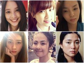 Khi trút bỏ lớp son phấn hỗ trợ, Hoa hậu Việt Nam nào sở hữu mặt mộc đáng ngưỡng mộ nhất?