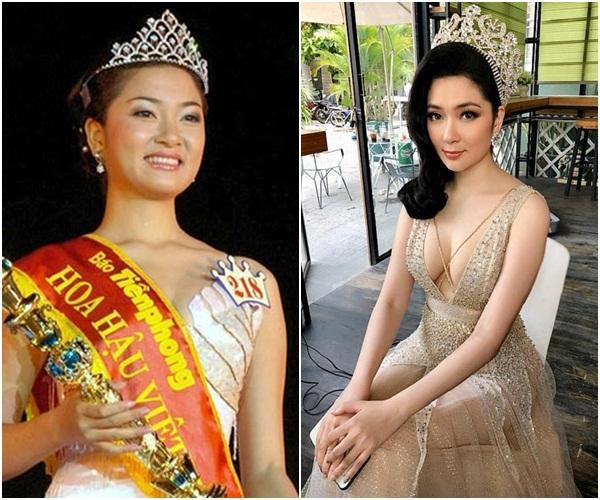 Khi trút bỏ lớp son phấn hỗ trợ, Hoa hậu Việt Nam nào sở hữu mặt mộc đáng ngưỡng mộ nhất?-29