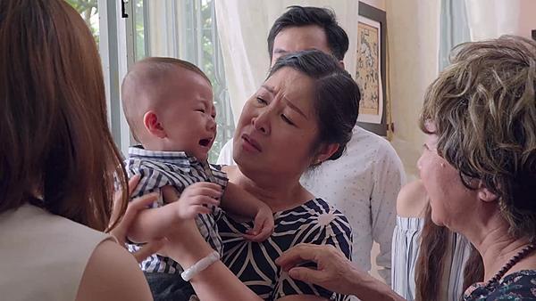 Gạo nếp gạo tẻ tập 59: Con gái bị bố tát nảy đom đóm mắt vì dám hỗn láo với mẹ đẻ-7