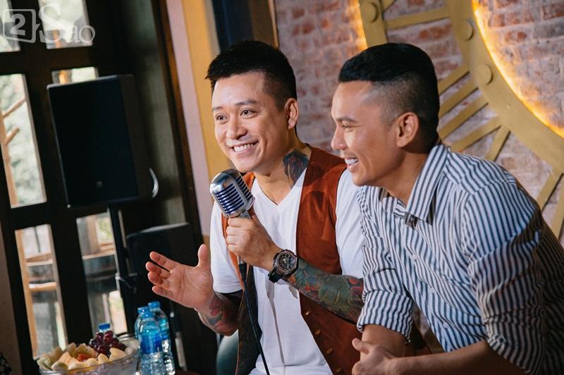 Tuấn Hưng giải thích lý do vì sao không mời người tình tin đồn Hồ Ngọc Hà tham dự liveshow-2