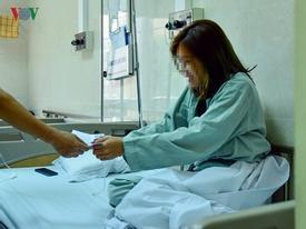 Lãnh đạo Hà Nội thăm bệnh nhân sốc ma tuý để làm gì?