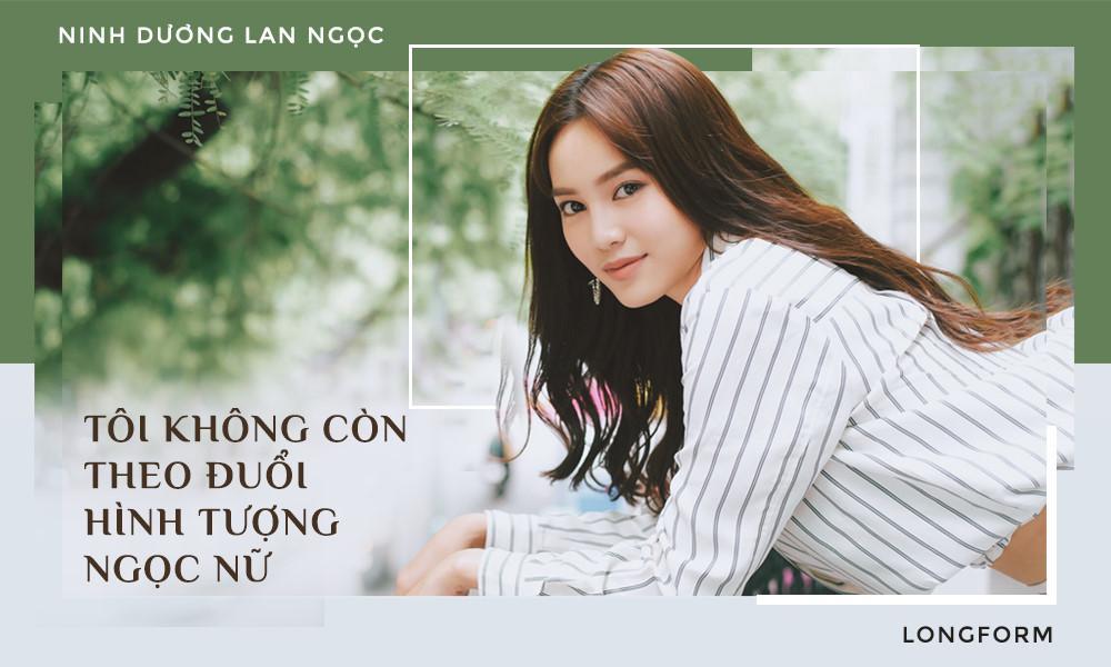Ninh Dương Lan Ngọc: Bỏ đóng phim 2 năm vì tin đồn làm gái-3