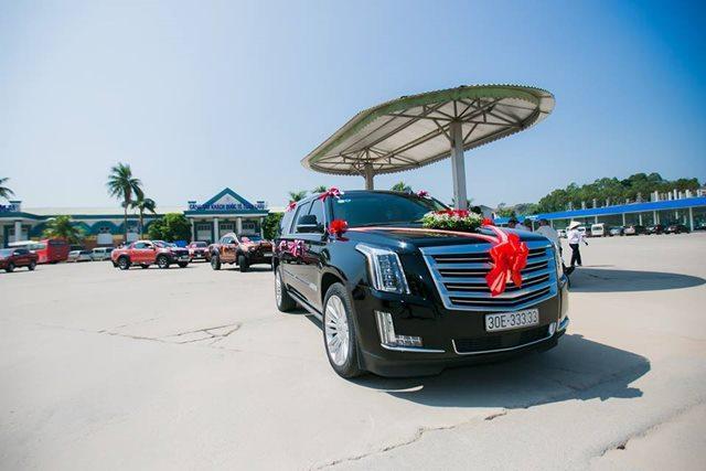 Choáng ngợp trước dàn siêu xe trong lễ ăn hỏi của cặp trai Quảng Ninh, gái Hải Phòng-4
