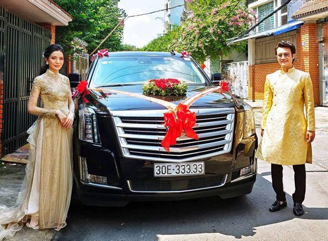 Choáng ngợp trước dàn siêu xe trong lễ ăn hỏi của cặp trai Quảng Ninh, gái Hải Phòng-9