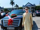 Choáng ngợp trước dàn siêu xe trong lễ ăn hỏi của cặp trai Quảng Ninh, gái Hải Phòng