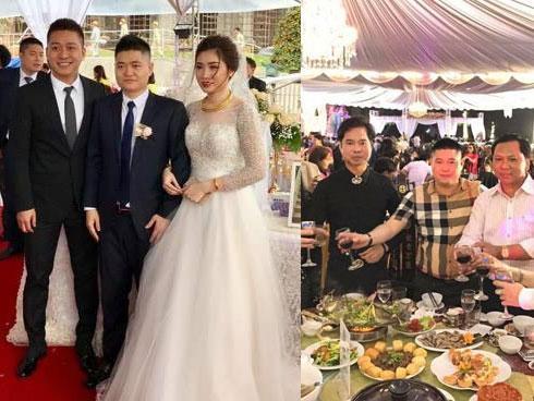 Choáng ngợp trước dàn siêu xe trong lễ ăn hỏi của cặp trai Quảng Ninh, gái Hải Phòng-11