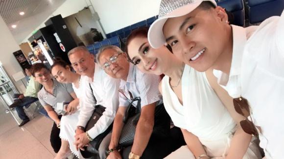 Bố mẹ và ông xã tháp tùng Lâm Khánh Chi sang Thái Lan thuê người sinh con tránh hậu quả... mất chồng-2