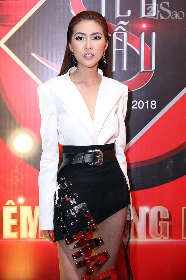 SAO MAKE OVER: Phi Thanh Vân xuống cấp gương mặt - An Nguy đẹp xuất sắc sau lời tuyên bố tình yêu-3