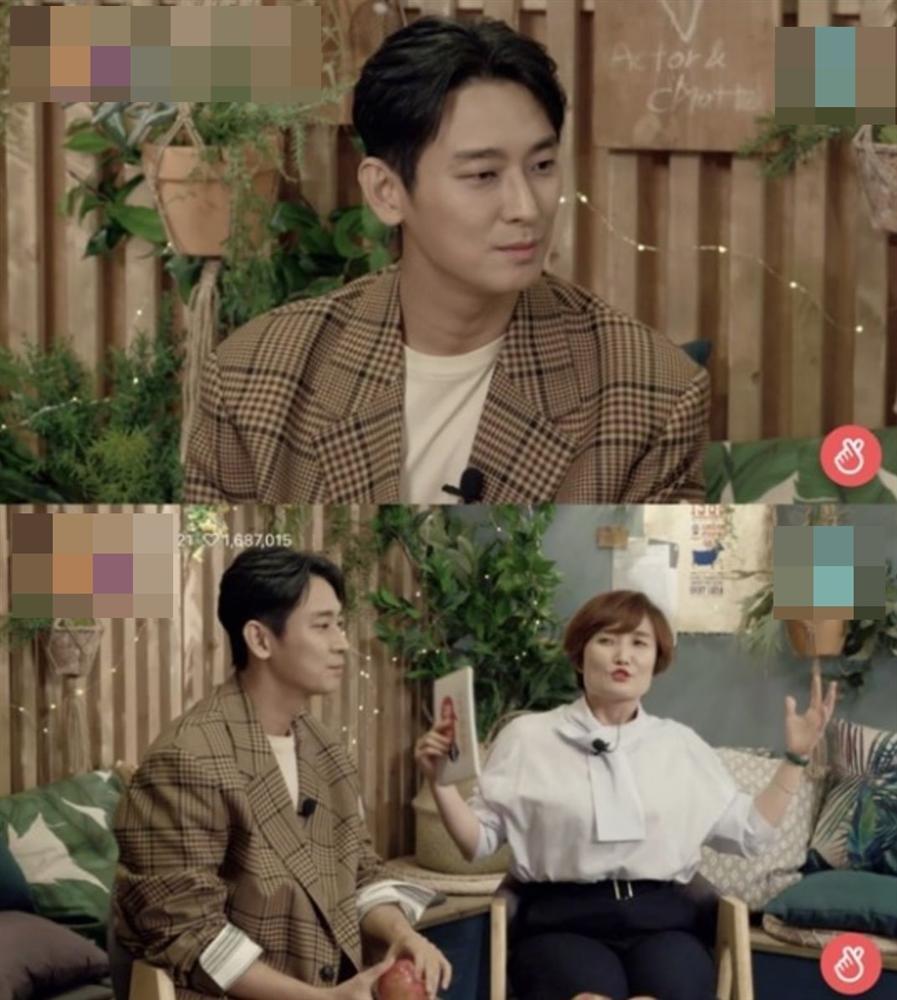 Thái tử Joo Ji Hoon cảm thấy xấu hổ khi xem lại bộ phim đình đám Hoàng Cung-1