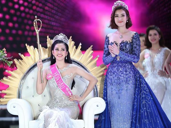 Tranh cãi vì bảng điểm bết bát và phát ngôn học không là con đường duy nhất của tân Hoa hậu Việt Nam 2018 Trần Tiểu Vy-1