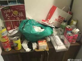 Xả rác ở căn hộ thuê trong kỳ nghỉ, khách Trung Quốc gây bất bình