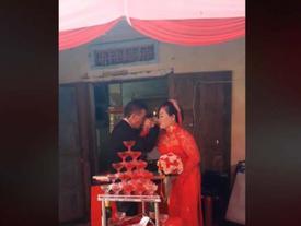 Mạng xã hội xôn xao với đám cưới của cô dâu 64 tuổi và chú rể 75 tuổi