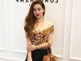 Hội Rich Kid châu Á lại có thêm một cô nàng vừa đẹp, vừa là nữ giám đốc giỏi giang