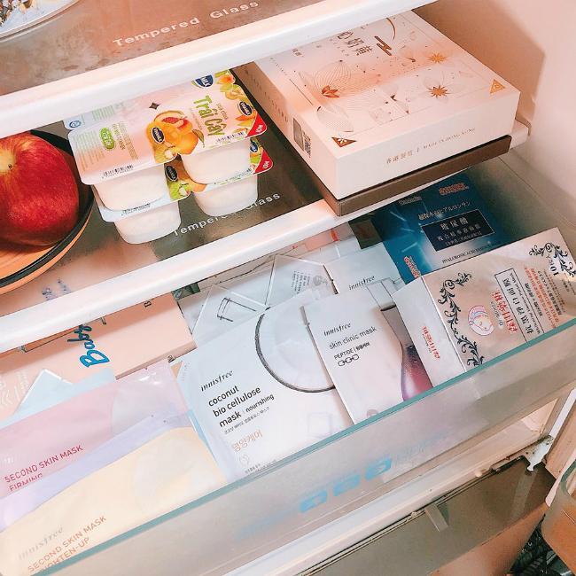 Đào Bá Lộc khoe tủ lạnh chứa toàn mặt nạ, đồ dưỡng da-3