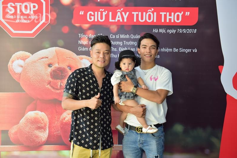 Thu Phương, My sói cùng gần 200 nghệ sĩ lên án nạn ấu dâm, bạo hành trẻ em-2
