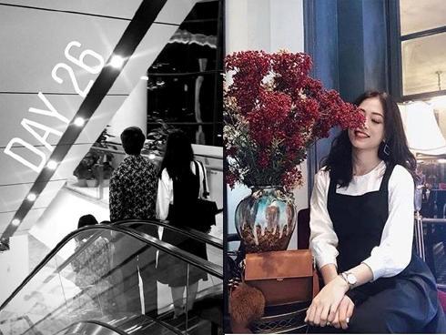 Thêm loạt bằng chứng hẹn hò khó chối của Á hậu Bùi Phương Nga và nam diễn viên điển trai Bình An-3